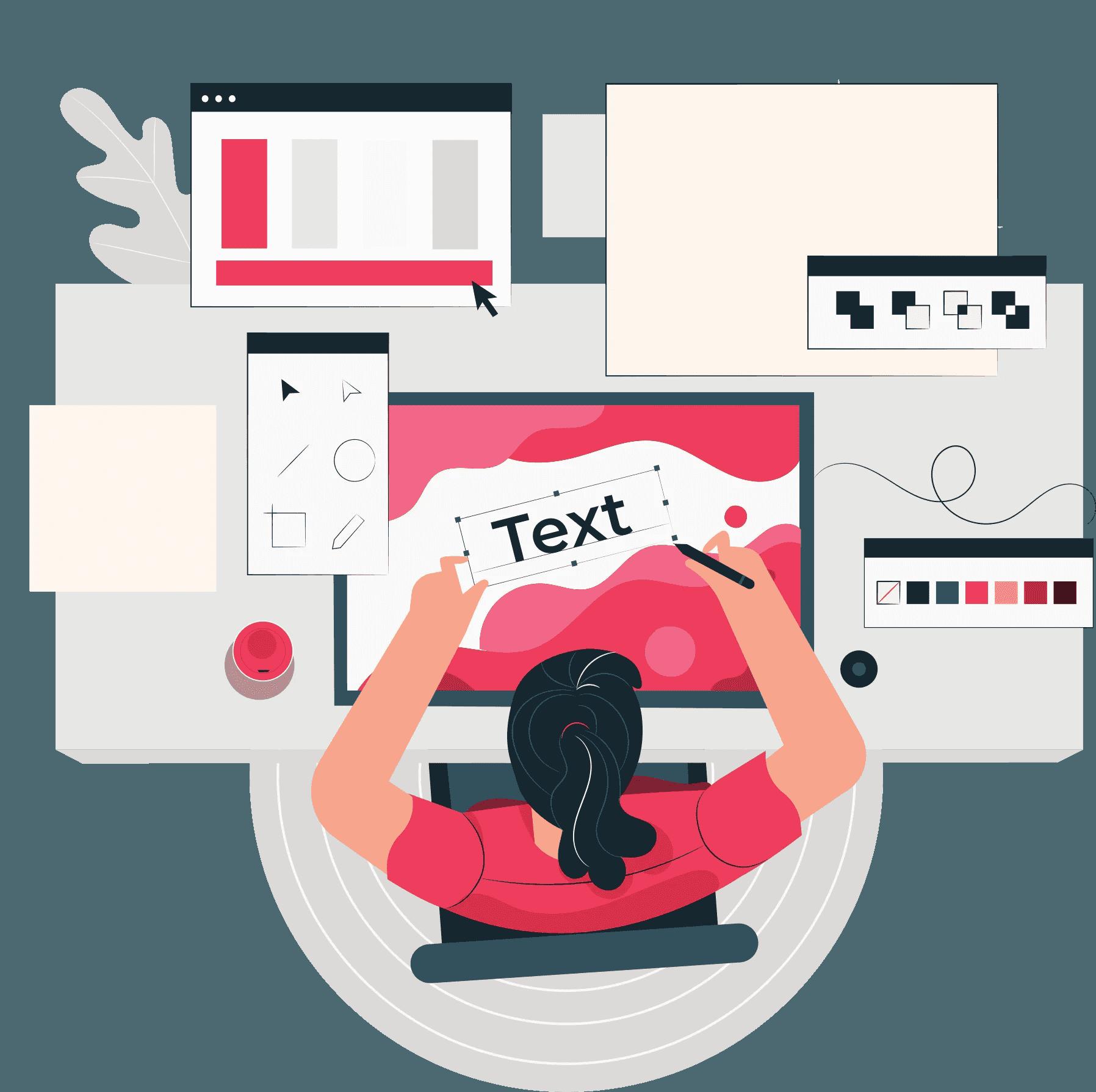 Customizable Digital Visiting Card